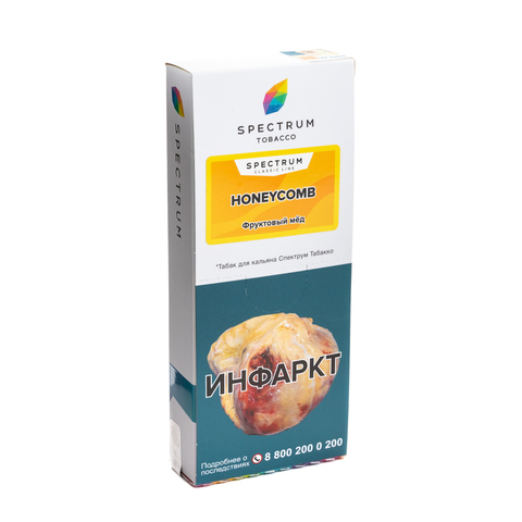 Табак Spectrum Honeycomb (фруктовый мед) 100 г