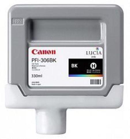 Картридж Canon PFI-306BK black (черный) для imagePROGRAF 8400/9400S/9400/8300S