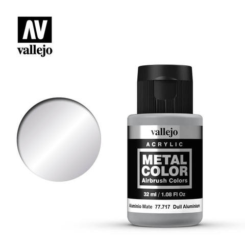Metal Color Dull Aluminium 32ml.