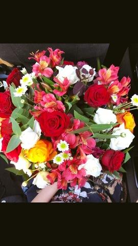 Цветы Тбилиси