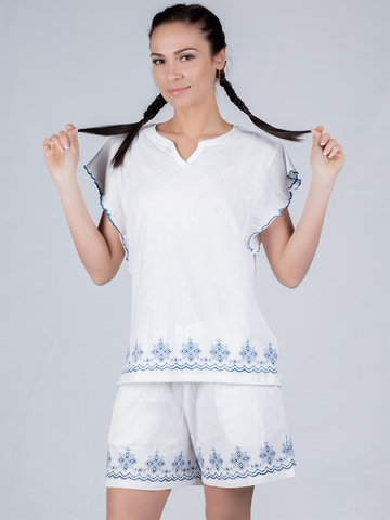 Пижама 3068 Corto Jadea