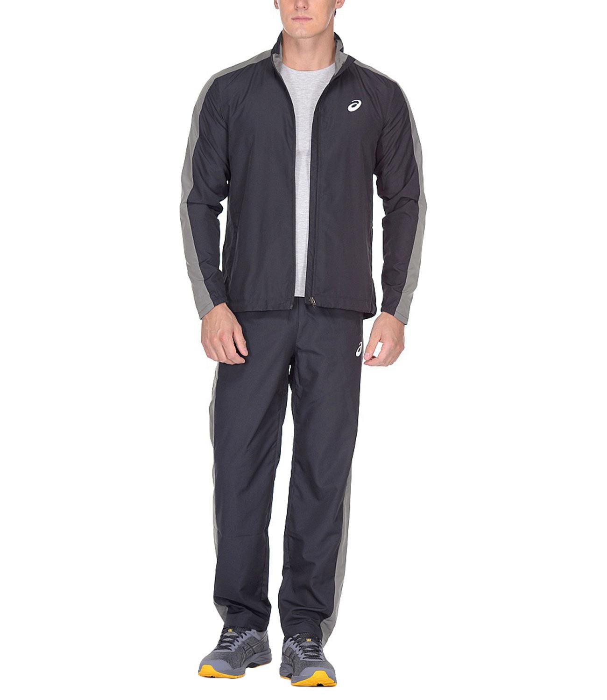 6f4f6b98 Мужской спортивный костюм Asics Suit Essential 142892 0904 купить в ...