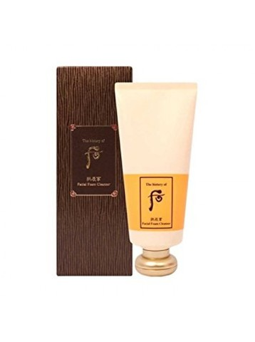 THE HISTORY WHOO FACIAL FOAM CLEANSER/ ГИПОАЛЛЕРГЕННОЕ ОЧИЩАЮЩЕЕ СРЕДСТВО 180ML
