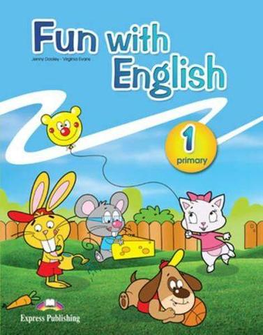 Fun with English 1. Pupil's Book. Учебник