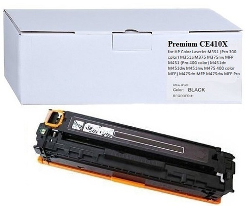 Картридж Premium CE410X №305X