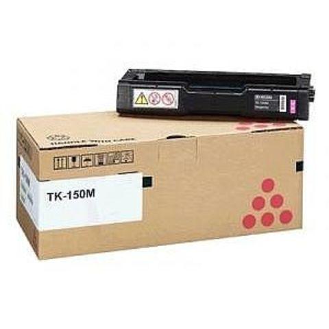 Kyocera TK-150M - Тонер-картридж для принтеров Kyocera FS-C1020MFP, FS-C1020MFP+. Ресурс 6000 страниц.