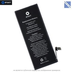 Аккумулятор iFixit для iPhone 6 3.82V 1810mAh 616-0804 IF268-002-1