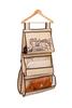 Кофр для сумок и аксессуаров, Париж, Шоколадный Париж