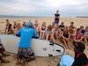 Обучение серфингу в Аругам Бэй от локалов