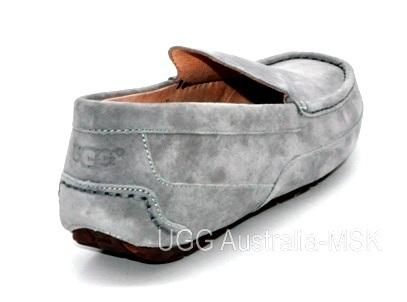 UGG Men's Ascot Grey