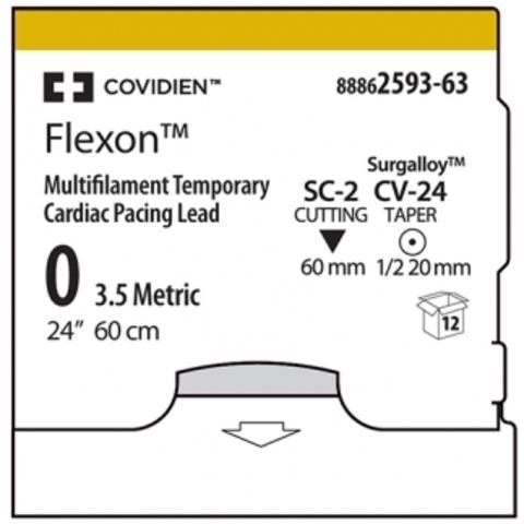 Электроды для временной Кардиостимуляции  (FLEXON)