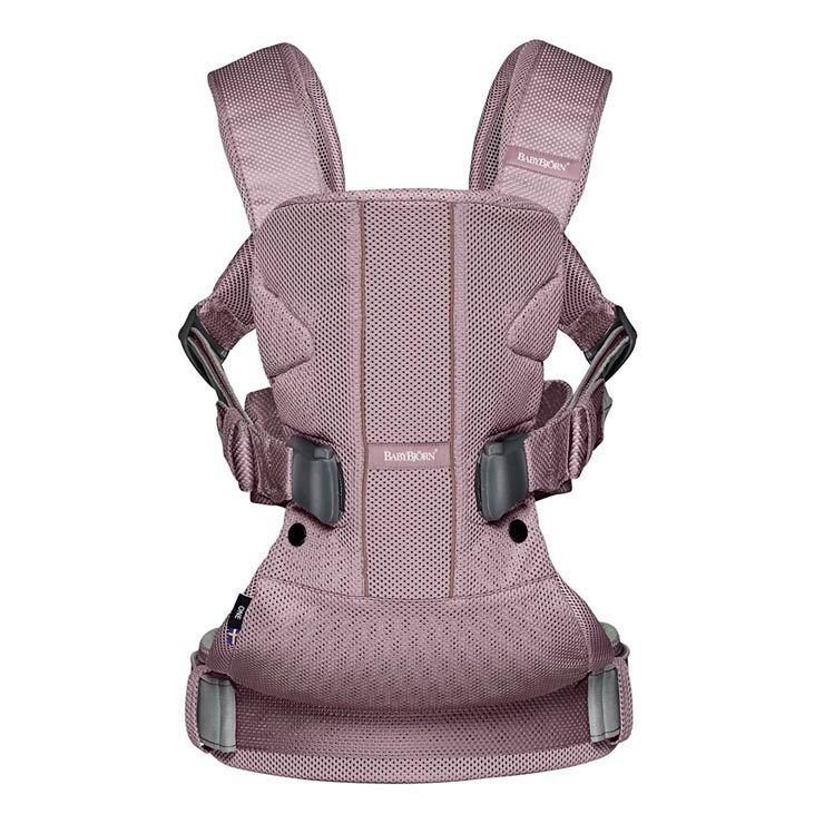 Рюкзак-кенгуру Babybjorn One Air Лавандовый