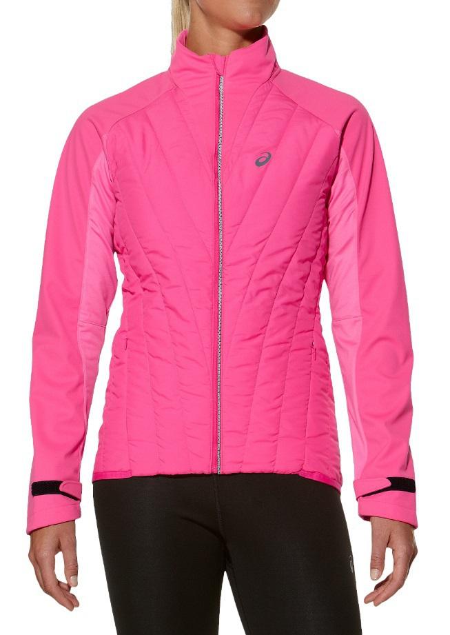 Женский костюм для бега утепенный Asics Winter Hybrid (114518 0692-124788 0692) розовый фото