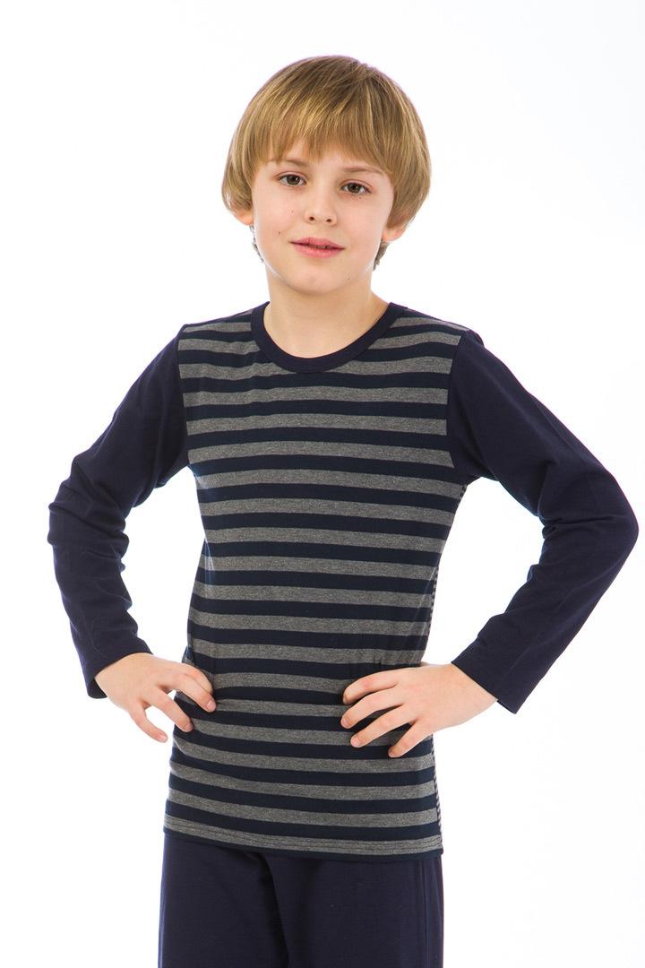 Детский домашний костюм для мальчиков GrigioPerla