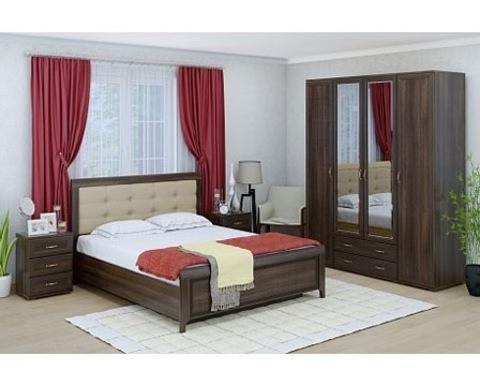 Спальня МАРИНГА-4 акация молдау