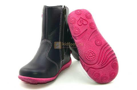 Демисезонные сапоги для девочки