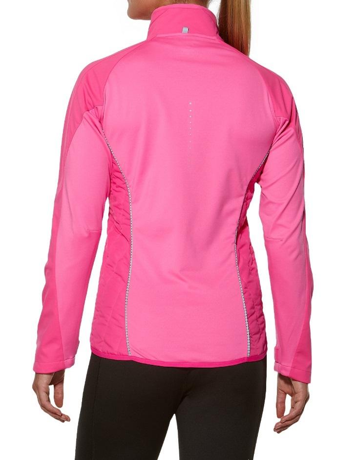 Женский беговой костюм Asics Winter Hybrid (114518 0692-124788 0692) розовый фото