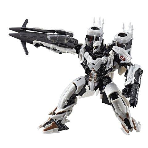 Робот - Трансформер Десептикон Нитро (Nitro) Вояджер класс - Последний рыцарь, Hasbro