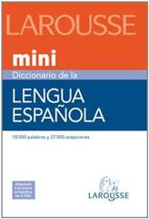 Diccionario Mini Lengua