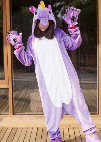 Единорог Пурпурный