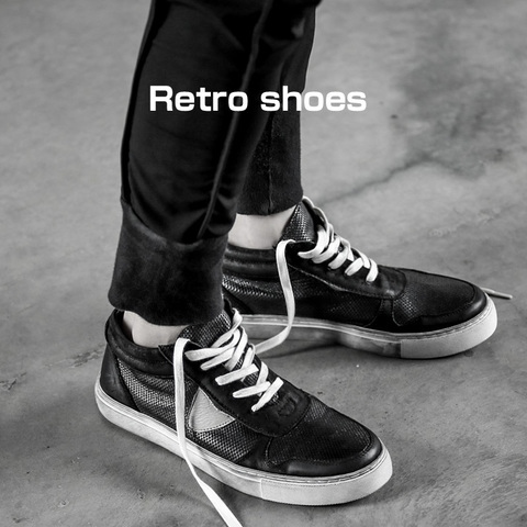 Сникерсы «Retro Shoes»