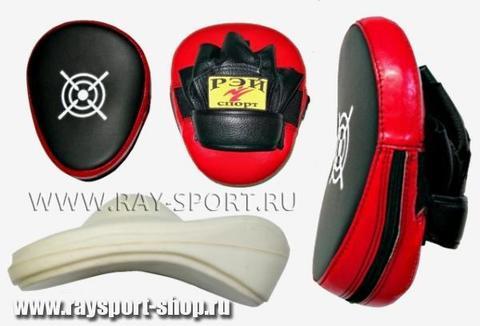 Л15К Лапа боксёрская загнутая