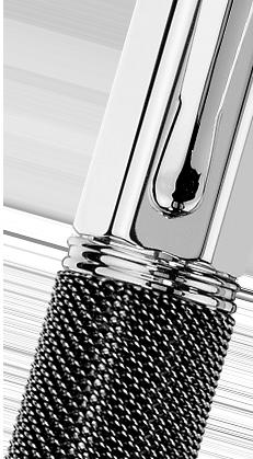 Carandache Varius - Ivanhoe Black, перьевая ручка, F