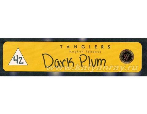 Tangiers Noir Dark Plum