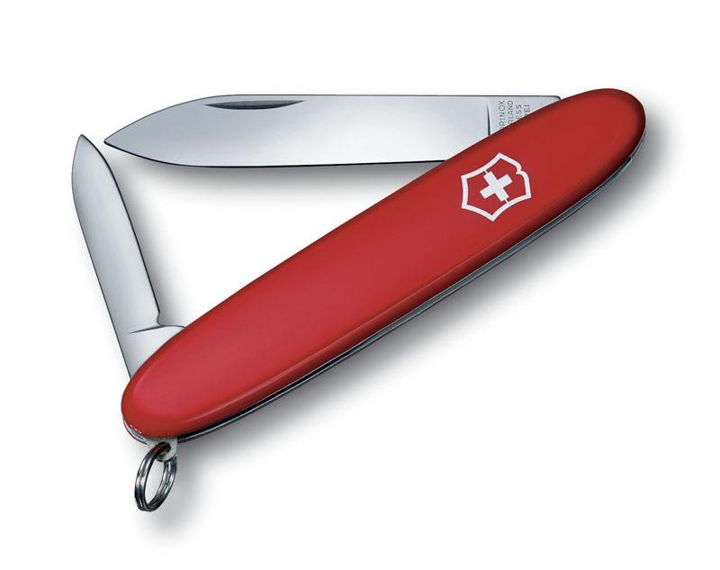 Нож перочинный VICTORINOX Excelsior, 84 мм, 3 функции, красный VC-0.6901