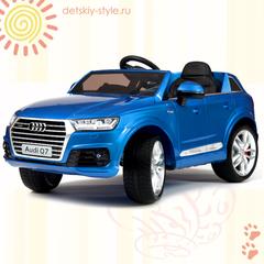 Электромобиль Audi