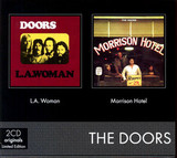 The Doors / L.A. Woman + Morrison Hotel (2CD)