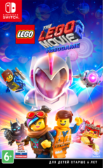 Nintendo Switch THE LEGO Movie 2 Videogame (русские субтитры)
