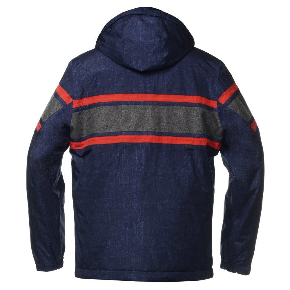 Мужская горнолыжная одежда Almrausch Staad 320103-1805 джинс