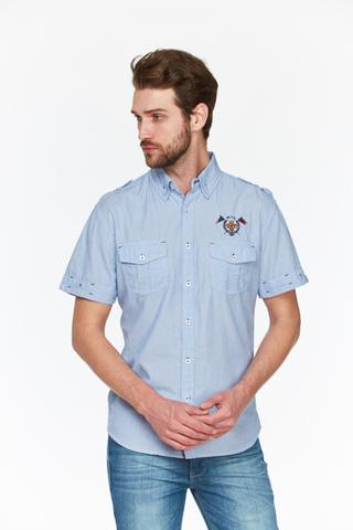 Рубашка мужская  M612-15B-51SC