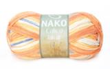Пряжа Nako Calico Jakar арт. 31541
