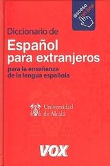 Diccionario para la Ensenanza de la Lengua Espa...