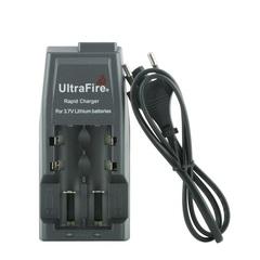 Зарядное устройство UltraFire WF-139 Li-Ion, с автомобильным адаптером