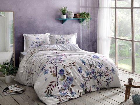 Комплект постельного белья Сатин 1-спальный