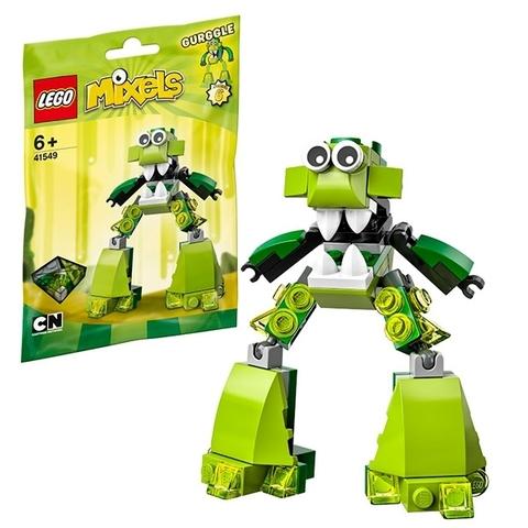 LEGO Mixels: Гургл 41549 — Gurggle — Лего Миксели
