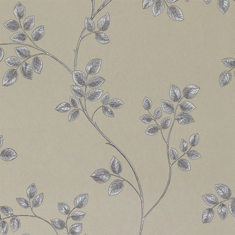 Обои Sanderson Parchment Flowers DPFWFR104, интернет магазин Волео