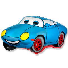 F Мини фигура Гонщик синий /Racing Blue (14