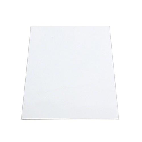 Пластиковая панель для пинстрайпинга, формат A4 белая