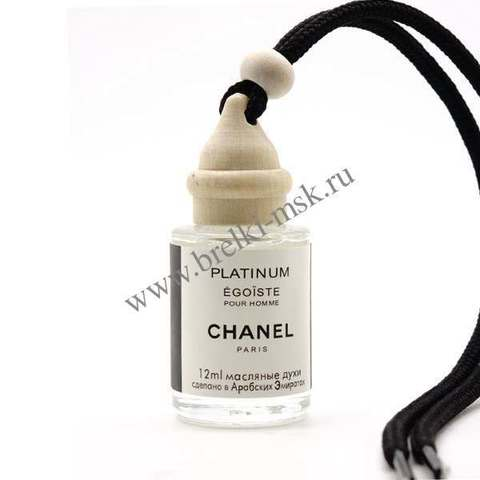 Ароматизатор Chanel platinum Egoiste 12 ml. (Мужской)