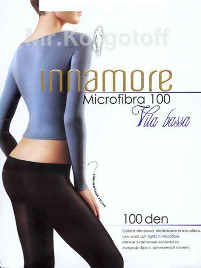 Колготки Innamore Microfibra Vita Bassa 100
