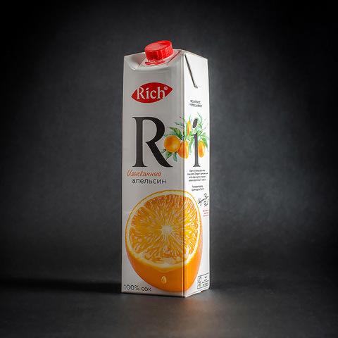 Rich апельсиновый