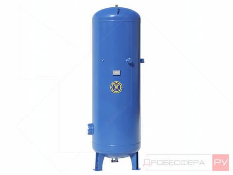 Ресивер для компрессора РВ 500/10 вертикальный (-20°... +100°С)