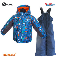 Комплект для мальчика зима Salve SWB 4860 Skydiver