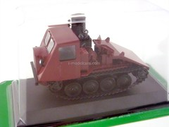 Tractor KT-12 1:43 Hachette #20
