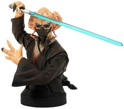 Star Wars PLO Koon Bust Gentle Giant