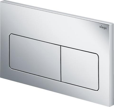 Кнопка смыва хром Viega Visign for Life 5